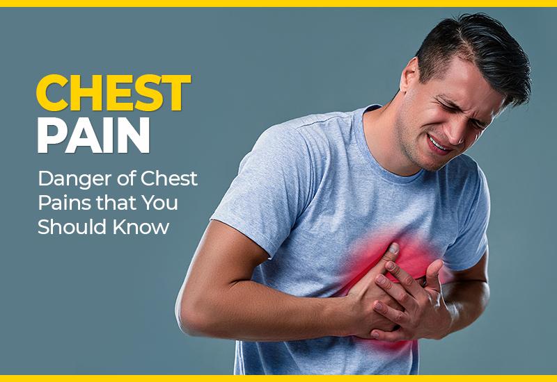 Chest Pain Symptoms