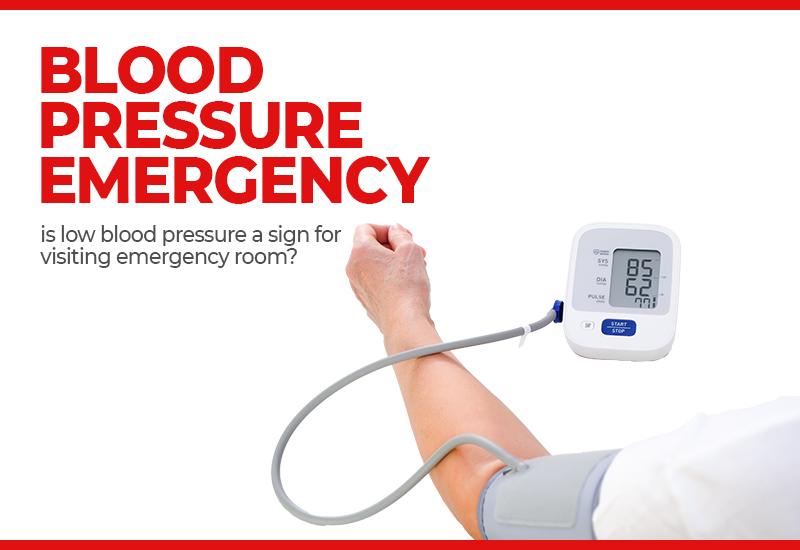Blood Pressure Emergency